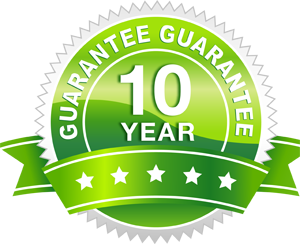 10 year damp proof guarantee